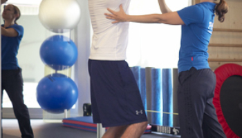 Sportartspezifische Rehabilitation (Basketball)